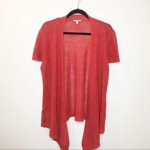 Eileen Fisher | 100% Linen Drape Cardigan